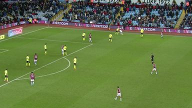 Green rescues dramatic point for Villa