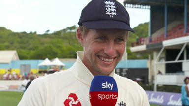 Root: England have learnt lessons