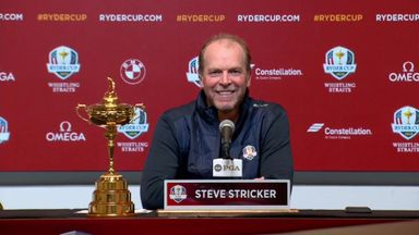 Stricker: Honour to be captain