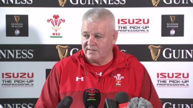 Gatland: Jones is the one talking us up