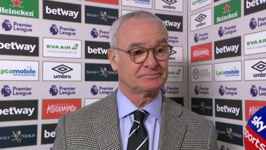 Ranieri: We never give up
