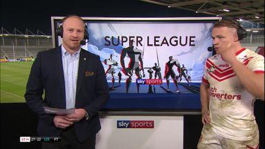 Lomax analyses Saints' win