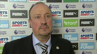 Benitez: We needed to win this