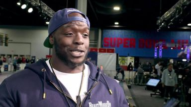 Akinfenwa likens his career to Brady!