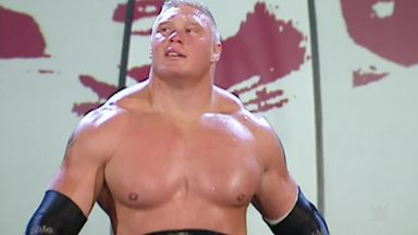 Five forgotten Brock Lesnar moments