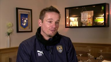 Notts County battle for survival