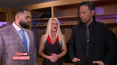 Lana has a plan for Rusev & Nakamura