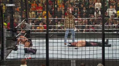 HBK costs Undertaker in the Chamber