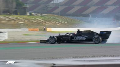 F1 Testing Day 1 wrap