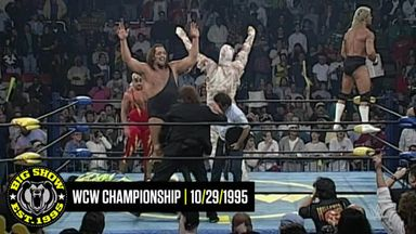 Big Show's seven World title wins