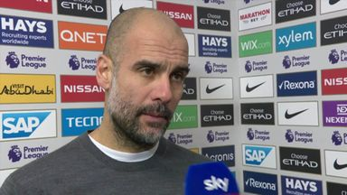 Pep: It was an incredible performance
