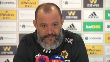 Nuno: Not thinking about Europe