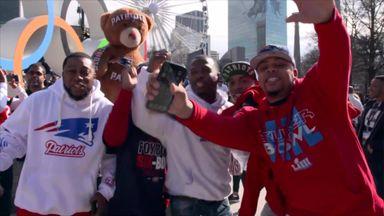 Atlanta prepares for Super Bowl