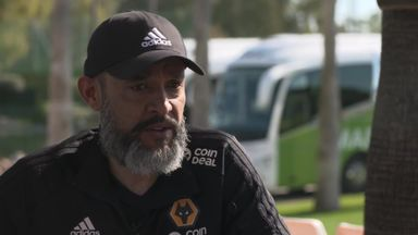 Nuno: Special bond within the squad