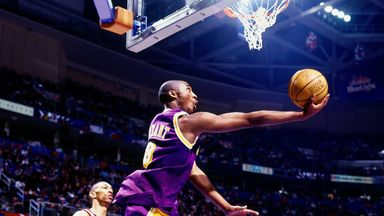 Should Kobe be on All-Decade third team?