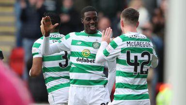 St Johnstone 0-2 Celtic