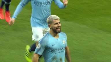 Aguero scores after just 48 seconds!