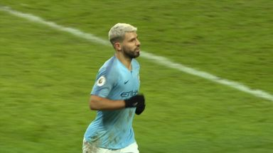 Aguero does it again!