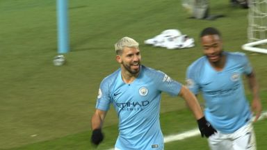 Aguero hat-trick - but did he handle the ball?