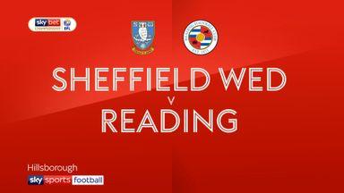 Sheffield Wednesday 0-0 Reading