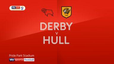 Derby 2-0 Hull