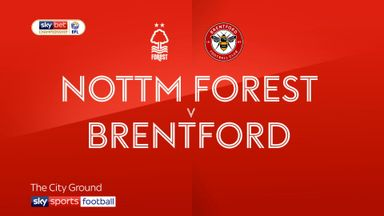 Nott'm Forest 2-1 Brentford