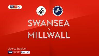 Swansea 1-0 Millwall