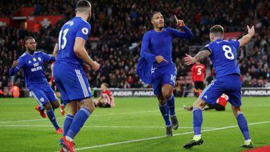 Southampton 1-2 Cardiff