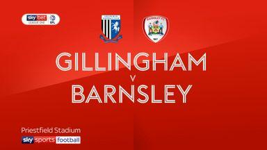 Gillingham 1-4 Barnsley