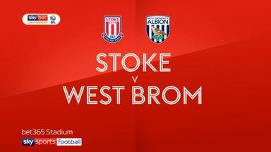 Stoke 0-1 West Brom