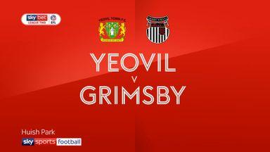Yeovil 1-3 Grimsby