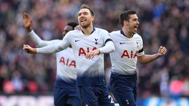 Tottenham 3-1 Leicester