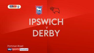 Ipswich 1-1 Derby