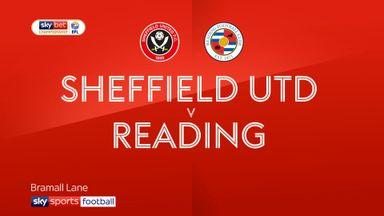 Sheff Utd 4-0 Reading