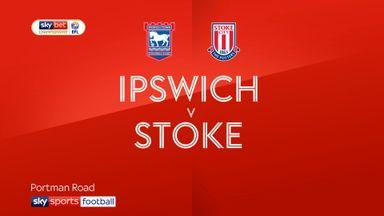 Ipswich 1-1 Stoke