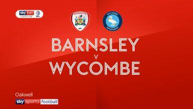 Barnsley 2-1 Wycombe