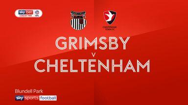 Grimsby 1-0 Cheltenham
