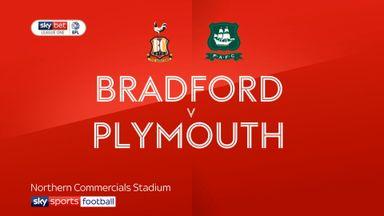 Bradford 0-0 Plymouth