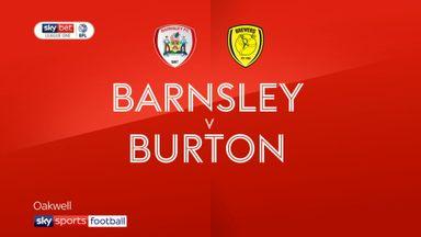 Barnsley 0-0 Burton Albion