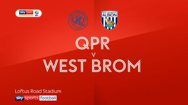 QPR 2-3 West Brom