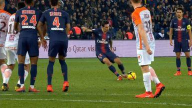 Di Maria's sensational free-kick