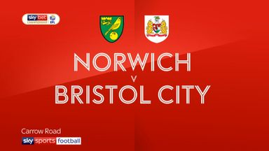 Norwich 3-2 Bristol City