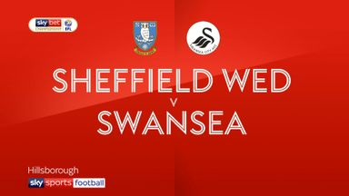 Sheffield Wednesday 3-1 Swansea