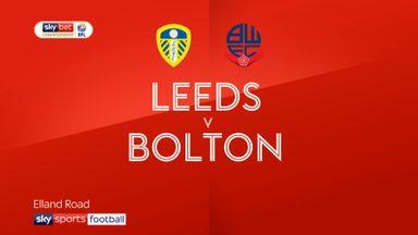 Leeds 2-1 Bolton