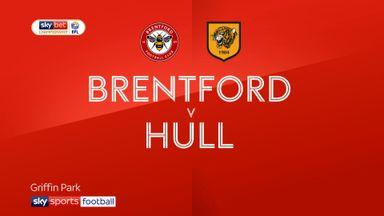 Brentford 5-1 Hull