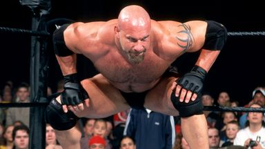 Goldberg's chamber-shaking spear!