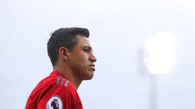 Solskjaer: Sanchez needs a goal