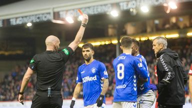 Boyd: Morelos, McKenna deserved red