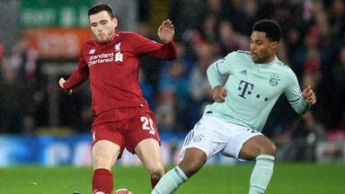Robertson: We lacked composure