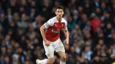 Emery hints at Koscielny exit